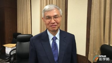 台灣央行總裁楊金龍。鉅亨網記者王莞甯攝