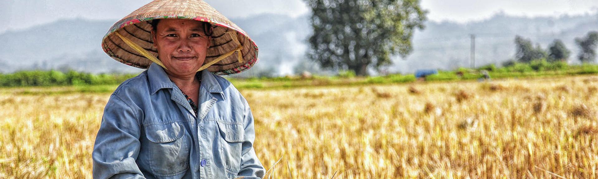 互利金融結合台灣在地農人,產銷創新讓民眾投資本地小農,投資參與耕作的過程並共同享受美好的果實