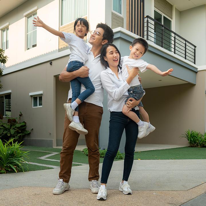 不動產案件,家庭輕鬆度過難關
