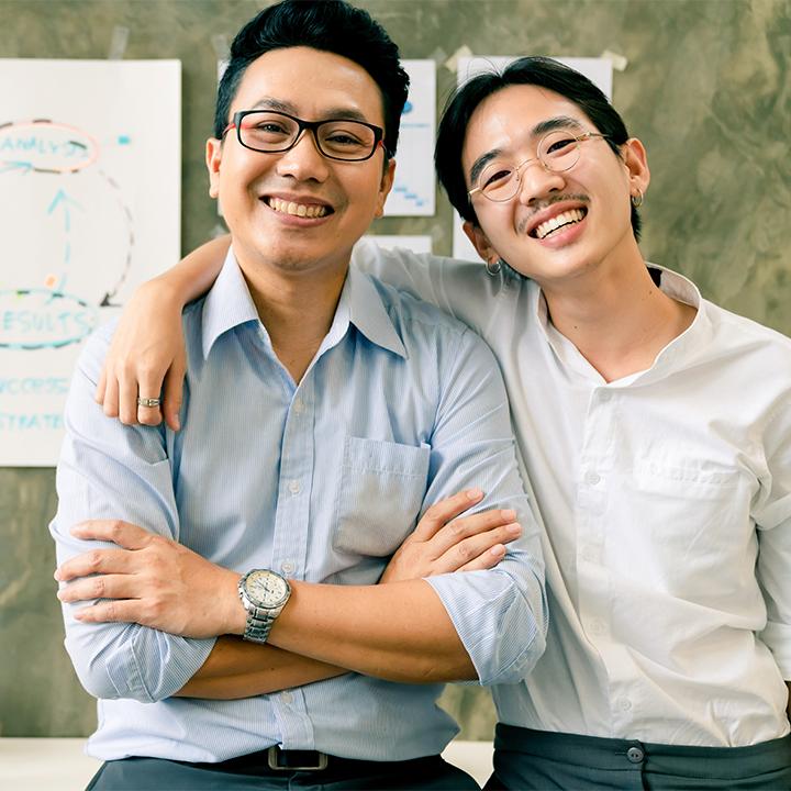 他出力 你出錢,幫助創業者茁壯讓台灣更好