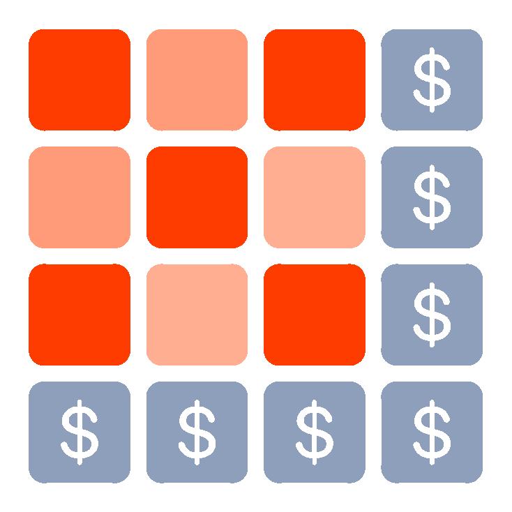 投資回收的金額持續自動再投資,每個月讓錢滾錢、複利最大化!